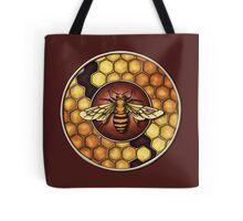 Honeybee Totem Tote Bag