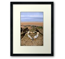 love kerry Framed Print