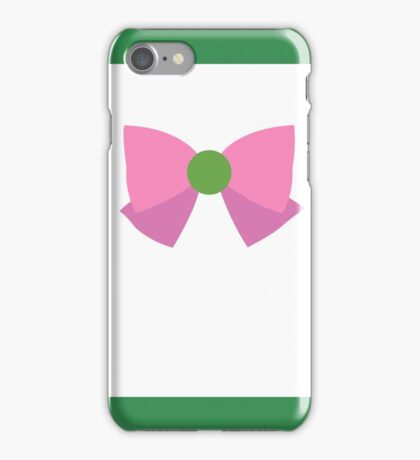 Sailor Jupiter Bow iPhone Case/Skin