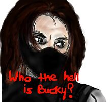 Bucky: Who the hell is Bucky by AceTheRaven