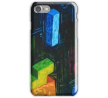 Tetris Tribute iPhone Case/Skin