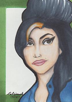 Amy Winehouse by Thochrein