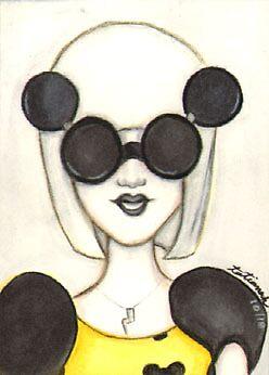 Gaga poison  by Thochrein