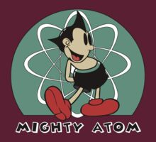 Mighty Atom by DannyDuoshade
