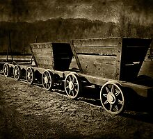 Ore Wagons by Country  Pursuits