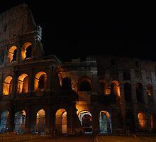 coliseum by night by FotosdaMau