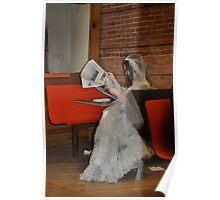 Bored Bride Poster