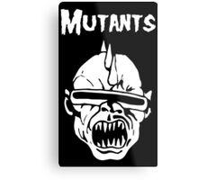 Mutants Fiend Club Metal Print