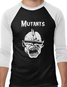 Mutants Fiend Club Men's Baseball ¾ T-Shirt