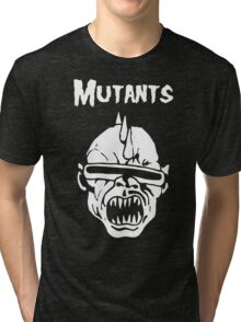 Mutants Fiend Club Tri-blend T-Shirt