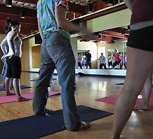 Yoga #2 by TrishaSwindell