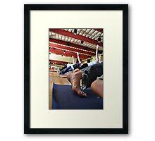 Yoga #4 Framed Print