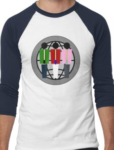 Lupin The Third... Man Men's Baseball ¾ T-Shirt