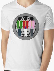 Lupin The Third... Man Mens V-Neck T-Shirt