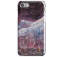 Far Apart Under the Same Sky iPhone Case/Skin