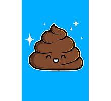 Cutie Poop Photographic Print