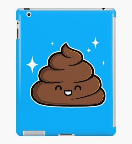 Cutie Poop iPad Case/Skin