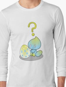 Chao with Egg Long Sleeve T-Shirt