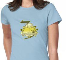 Awakening Path: Thyrsus Womens Fitted T-Shirt