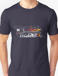 The Flame Train T-Shirt
