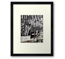 There is No Gold Here 10 Framed Print