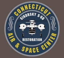 Sikorsky S-60 Restoration One Piece - Short Sleeve