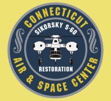Sikorsky S-60 Restoration Kids Clothes
