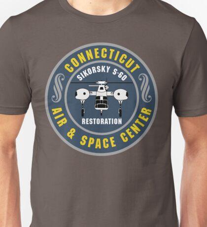 Sikorsky S-60 Restoration Unisex T-Shirt