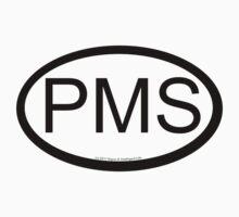 PMS location sticker by SOIL
