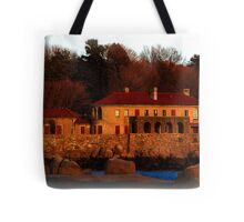 Gloucester House Tote Bag