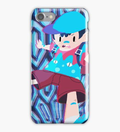 Ness iPhone Case/Skin
