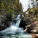 """St Mary's Falls"" by raberry"