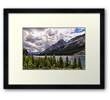 In Kananaskis Country Framed Print