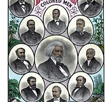 Distinguished Colored Men by warishellstore