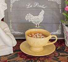 French Country Hot Chocolate Bowl by Yannik Hay