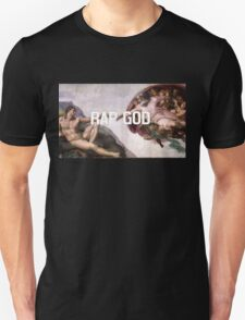 MVSTERPIECE #2: EMINEM X MICHELANGELO T-Shirt