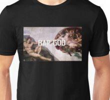 MVSTERPIECE #2: EMINEM X MICHELANGELO Unisex T-Shirt
