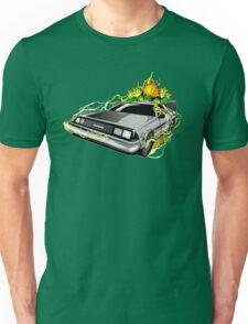 Blanka to the Future Unisex T-Shirt