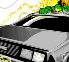 Blanka to the Future Sticker