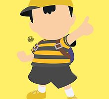 Ness (Yellow) - Super Smash Bros. by samaran