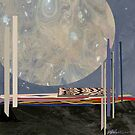 """Moon""  by Patrice Baldwin"