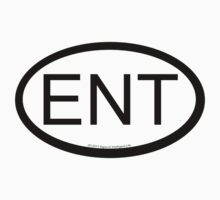 ENT location sticker by SOIL