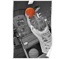 Basketball Dreamer Poster