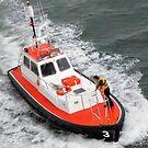 Rescue Boat by Rosalie Scanlon