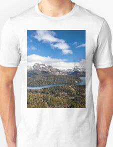 Patagonia - Mountains (Argentina) Unisex T-Shirt