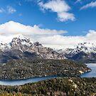 Patagonia - Mountains (Argentina) by Mathieu Longvert