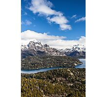Patagonia - Mountains (Argentina) Photographic Print