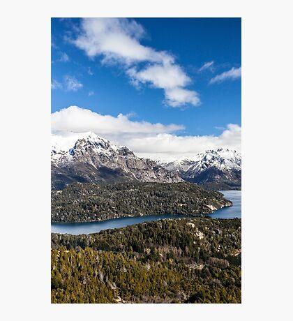 Patagonia - Mountains (Argentina) Photographic Print