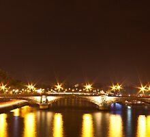 Eiffel Tower overview - panorama by Mathieu Longvert