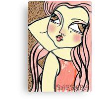 MS GUCCI RUSH Canvas Print